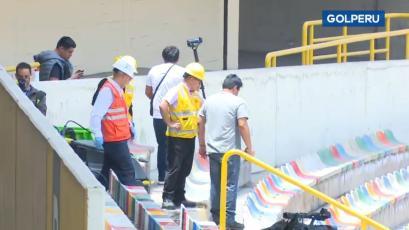 Estadio Monumental recibe inspección de Conmebol para la final de la Copa Libertadores