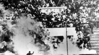 Se cumplen 56 años de la tragedia en el Estadio Nacional