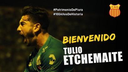 Liga2: Tulio Etchemaite deja Mannucci y es el nuevo jale de Atlético Grau