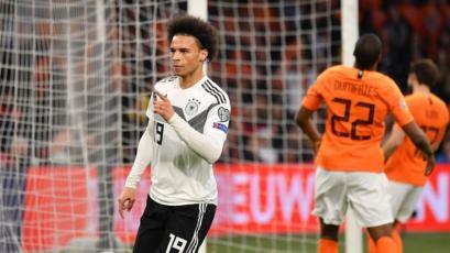 Clasificatorias Europeas: Alemania da golpe frente a Holanda en Ámsterdam