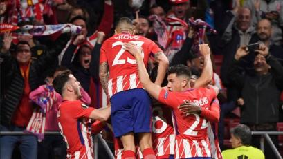 Europa League: Atlético de Madrid elimina al Arsenal y alcanza su tercera final