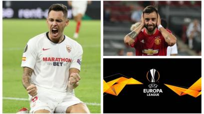 Europa League: Sevilla y Manchester United van por el primer boleto a la final
