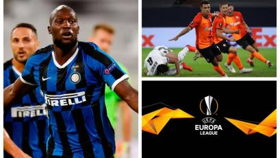 Europa League: Inter y Shakhtar se juegan el último cupo a la final
