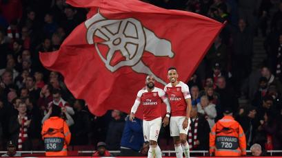 Europa League: Arsenal saca ventaja en Londres