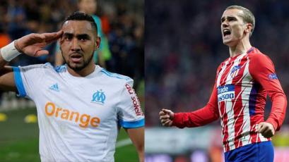 Europa League: Olympique Marsella y Atlético Madrid disputan la final