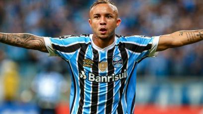 """Everton fichará por Benfica: """"Estoy muy feliz por cumplir mi gran sueño"""""""