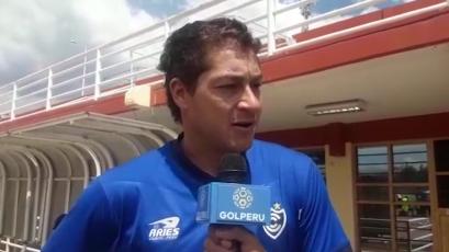 """Walter Ibáñez: """"Es importante sumar en plazas complicadas"""""""