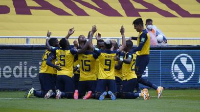 Clasificatorias Sudamericanas: Ecuador consiguió una histórica goleada 6-1 ante Colombia
