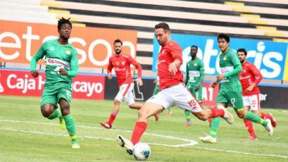 Liga1 Movistar: empate a cero entre Sport Huancayo y Cienciano por la jornada 15