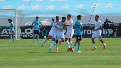 San Martín se llevó un agónico empate frente a Sporting Cristal (VIDEO)