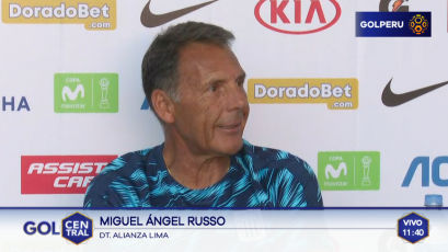 Miguel Angel Russo:
