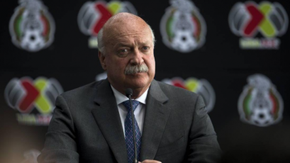 Liga MX: presidente del torneo, Enrique Bonilla, dio positivo a coronavirus