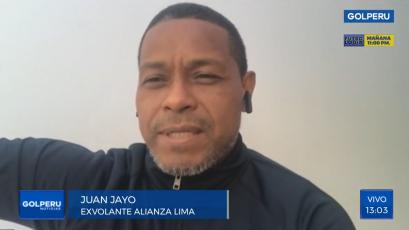"""Juan Jayo: """"Ricardo Lagos es una grata sorpresa para el club"""" (VIDEO)"""