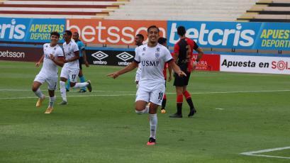 Liga1 Betsson: Universidad San Martín derrotó 2-0 a FBC Melgar por la fecha 5 (VIDEO)