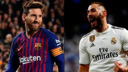 Copa del Rey: Real Madrid chocará ante Barcelona por semifinales