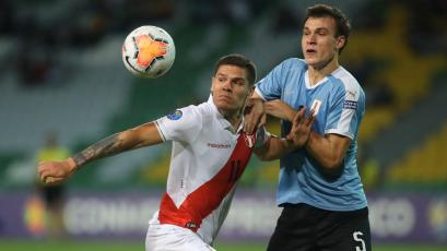 Perú no pudo ante Uruguay y terminó cayendo por la mínima diferencia en el Preolímpico Sub 23