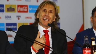 """Ricardo Gareca: """"El desafío es mantenernos en el lugar que ganamos"""""""