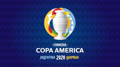 Conmebol presentó el logo oficial de la Copa América Colombia-Argentina 2020