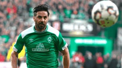 Werder Bremen, con Claudio Pizarro, superó 2-1 al Unión Berlín