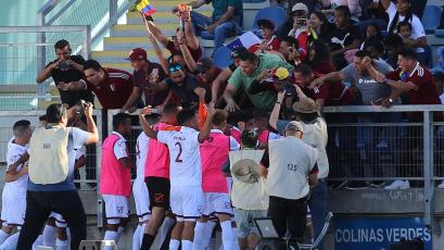 Sudamericano Sub 20: Venezuela se impone ante Colombia en el debut