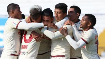Liga1 Movistar: Universitario empató a uno con Binacional por la fecha 17 de la Fase 1