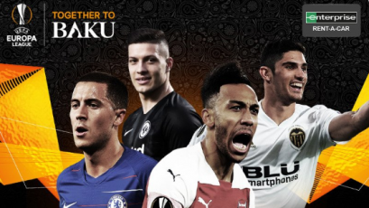 Europa League: los choques de esta tarde por semifinales