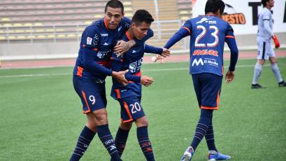 Liga1 Movistar: César Vallejo derrotó por 1-0 a Cienciano por la fecha 16 de la Fase 1