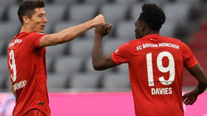 Bundesliga: Bayern Munich y un nuevo récord tras la goleada sobre el Fortuna Dusseldorf