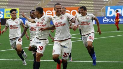 Liga1 Movistar: Universitario derrotó 2-1 a Atlético Grau por la fecha 1 de la Fase 2
