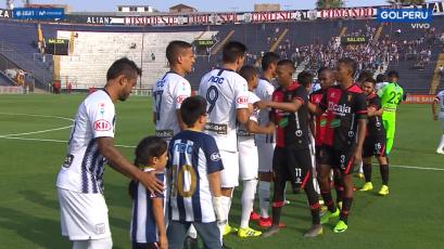 EN VIVO por GOLPERU: Alianza Lima 3-2 Melgar