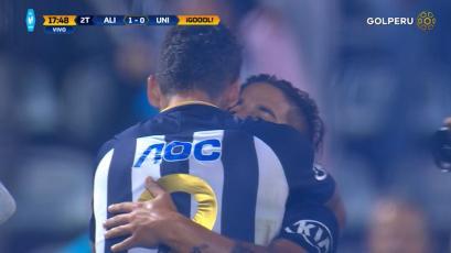 EN VIVO por GOLPERU: Alianza Lima 2-0 Universitario