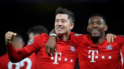 Champions League: Bayern goleó al Chelsea en Londres y se acerca a la siguiente fase (VIDEO)