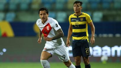 """Gianluca Lapadula tras su primer gol con la Selección Peruana: """"Marcar ha sido un sueño"""""""