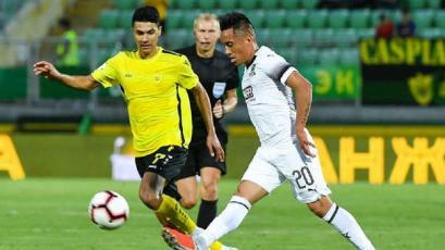 Con gol de Christian Cueva, Krasnodar vence al Rostov