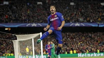 Champions League: Barcelona goleó a la Roma