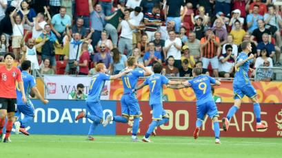 Mundial Sub 20: Ucrania superó a Corea del Sur y se coronó como campeón del mundo