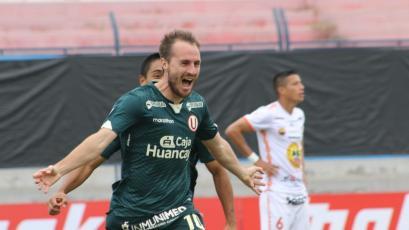 Universitario: Hernán Novick marcó el gol más rápido de la Liga1 Betsson 2021 (VIDEO)