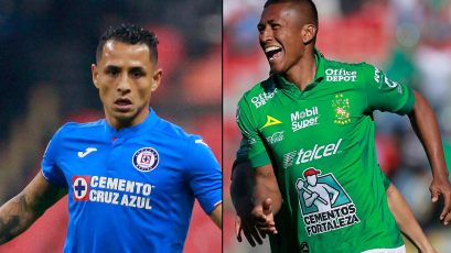 Liga MX: Cruz Azul de Yoshimar Yotún se mide ante León de Pedro Aquino y el Puebla de Juan Reynoso frente a Chivas