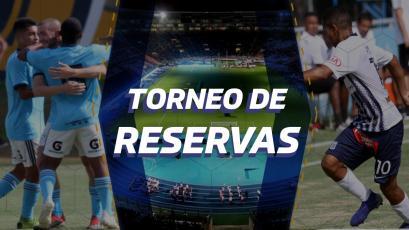 Sporting Cristal y Alianza Lima igualaron 1-1 en el Torneo de Reservas