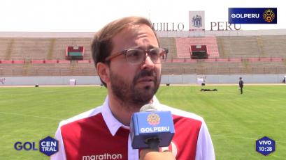 """Jorge Camacho: """"La 'Noche Crema' en Trujillo será igual a la de Lima"""""""
