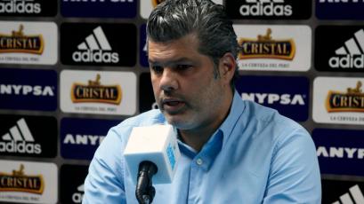 Carlos Benavides es el nuevo Presidente de Sporting Cristal