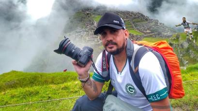 Kevin Quevedo: Goiás presentó al delantero peruano con una peculiar publicación (FOTOS)