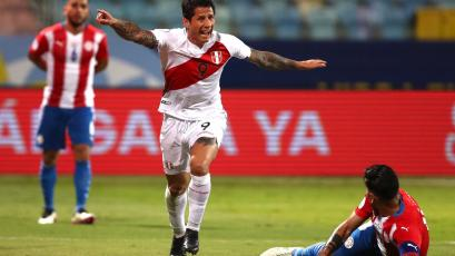 Perú vs Paraguay: Gianluca Lapadula anotó así el 1-1 por los cuartos de final de la Copa América (VIDEO)