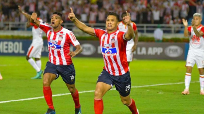 Copa Sudamericana: Junior clasificó a la final y se medirá con Atlético Paranaense