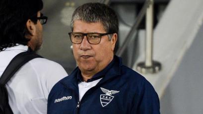 """Hernán Darío Gómez: """"El fútbol peruano nunca ha sido malo"""""""
