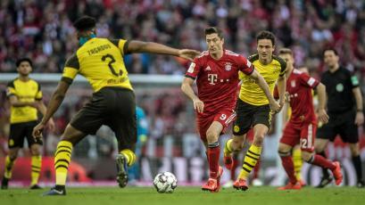 Bundesliga: las estadísticas de los líderes Bayern Munich y Borussia Dortmund