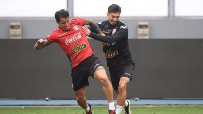 Selección Peruana: la bicolor reconoció el campo del estadio Nacional en la previa del duelo ante Argentina