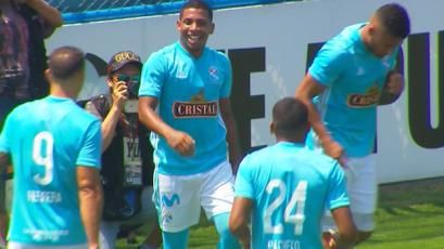 EN VIVO por GOLPERU: Sporting Cristal 5-0 Ayacucho FC