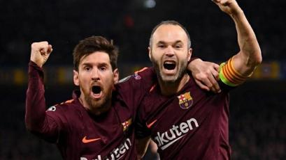 La Liga: Barcelona se consagra campeón y celebra su torneo # 25
