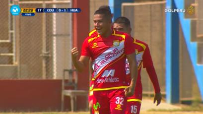 Sport Huancayo golea a domicilio a Comerciantes Unidos